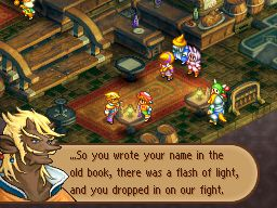 Final Fantasy Tactics A2: Grimoire of the Rift Screenshots
