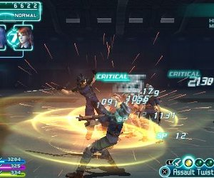 Crisis Core: Final Fantasy VII Chat