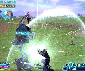 Crisis Core: Final Fantasy VII Screenshots