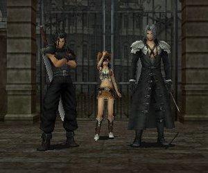 Crisis Core: Final Fantasy VII Chat