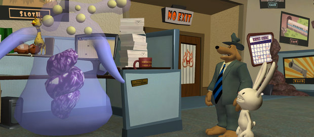 Sam & Max Episode 205: What's New, Beelzebub? News