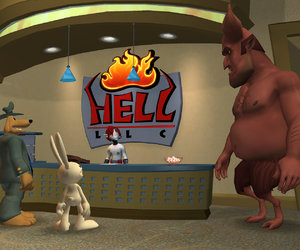Sam & Max Episode 205: What's New, Beelzebub? Chat