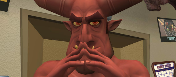 Sam & Max Episode 205: What's New, Beelzebub? News