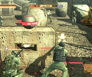 Metal Gear Online Screenshots