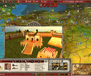 Europa Universalis: Rome Chat