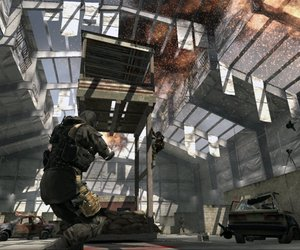 Call of Duty 4: Modern Warfare Screenshots