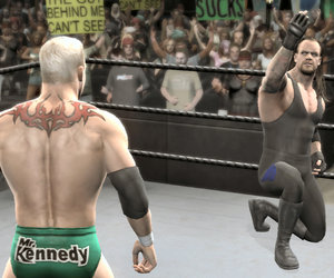 WWE SmackDown vs. Raw 2009 Chat