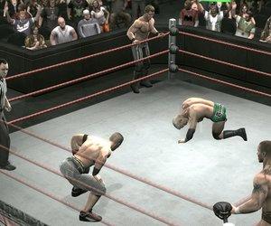 WWE SmackDown vs. Raw 2009 Files