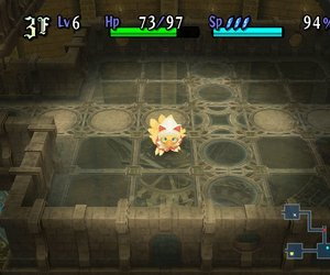Final Fantasy Fables: Chocobo's Dungeon Screenshots