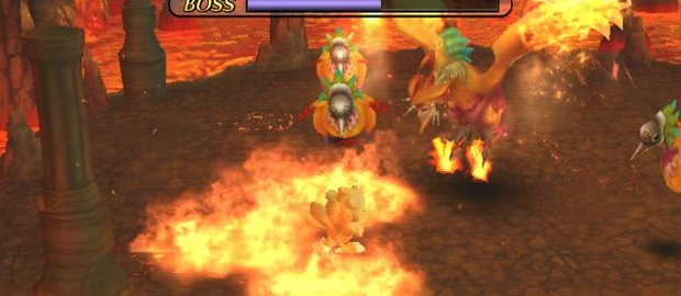 Final Fantasy Fables: Chocobo's Dungeon News