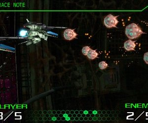 R-Type Command Screenshots
