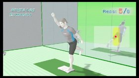 Wii Fit Screenshot from Shacknews