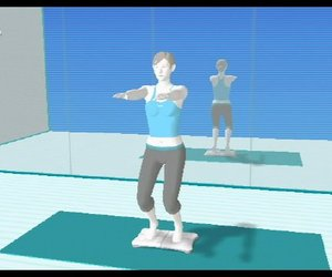 Wii Fit Screenshots