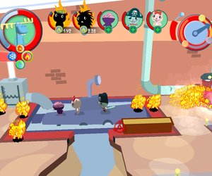 Happy Tree Friends: False Alarm Screenshots