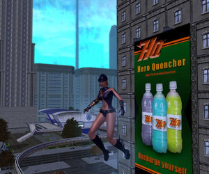 City of Heroes Chat