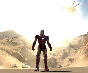Iron Man Screenshots