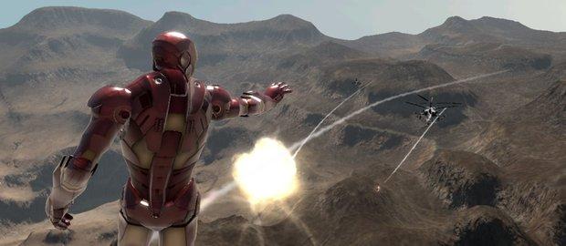 Iron Man News