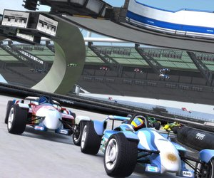 TrackMania Nations United Chat