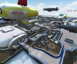 TrackMania Nations United Screenshots