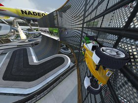 TrackMania United Forever Screenshot from Shacknews