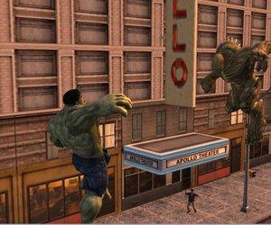 The Incredible Hulk Chat