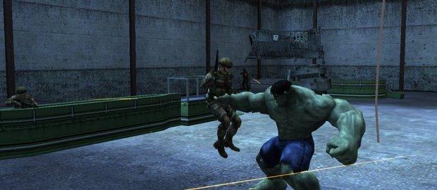 The Incredible Hulk News