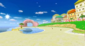 Mario Kart Wii Screenshot from Shacknews