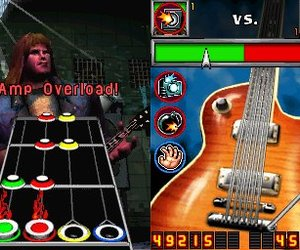 Guitar Hero: On Tour Screenshots