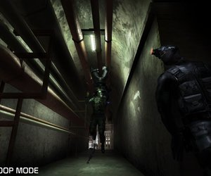 Tom Clancy's Splinter Cell Chaos Theory Screenshots