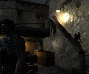 Tom Clancy's Splinter Cell Chaos Theory Chat