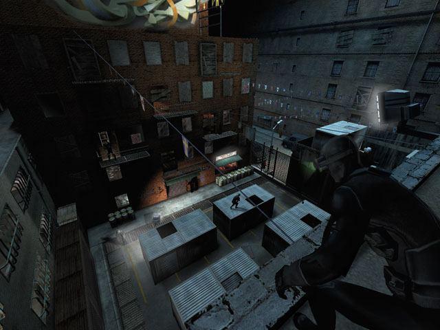 Splinter Cell Chaos Theory NTSC / RUSSOUND.