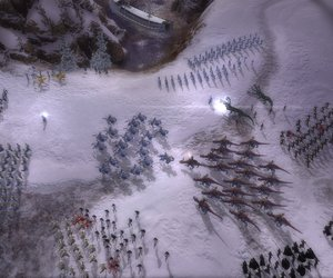 Warhammer: Mark of Chaos - Battle March Screenshots
