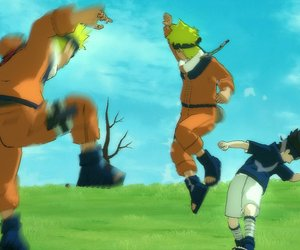 Naruto: Ultimate Ninja Storm Screenshots