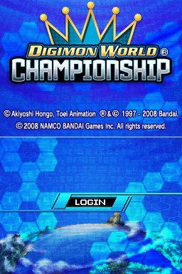 Digimon World Championship Chat