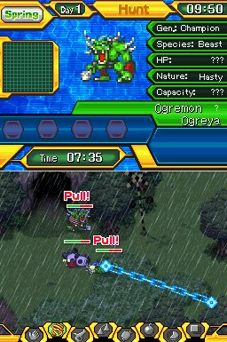 Digimon World Championship Screenshots