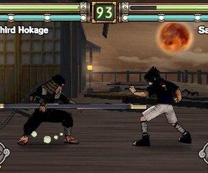 Naruto: Ultimate Ninja Heroes 2: The Phantom Fortress Chat