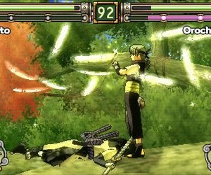 Naruto: Ultimate Ninja Heroes 2: The Phantom Fortress Screenshots