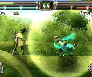 Naruto: Ultimate Ninja Heroes 2: The Phantom Fortress Files