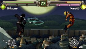 Naruto: Ultimate Ninja Heroes 2 Screenshot from Shacknews