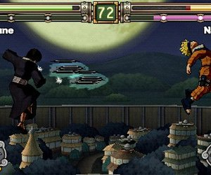 Naruto: Ultimate Ninja Heroes 2: The Phantom Fortress Chat