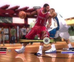 NBA Ballers: Chosen One Chat
