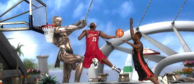 NBA Ballers: Chosen One News