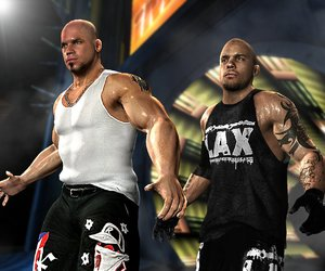 TNA iMPACT! Screenshots