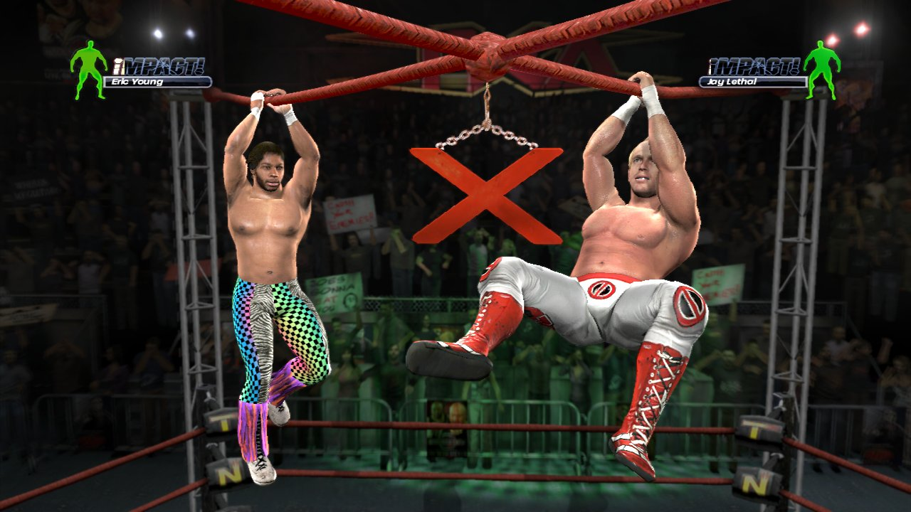 New Wrestling Game For Ps3 : Tna impact screenshots video game news videos and