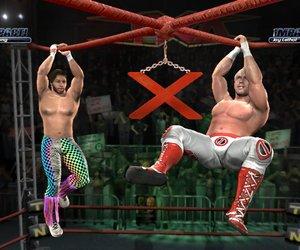 TNA iMPACT! Screenshots