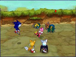 Sonic Chronicles: The Dark Brotherhood Chat