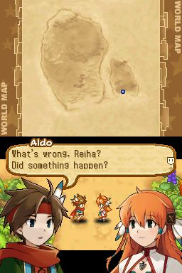 Summon Night: Twin Age Chat