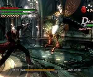Devil May Cry 4 Chat