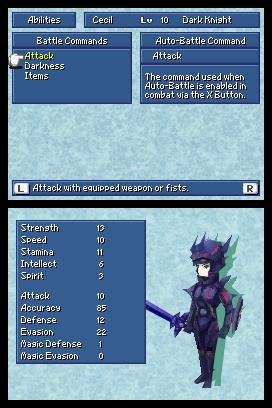 Final Fantasy IV Chat