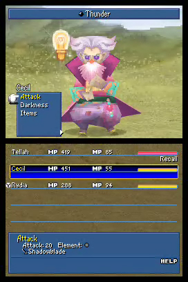 Final Fantasy IV Files